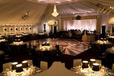 Oh to have a venue like this!!