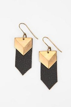 Another Feather x Urban Renewal Vertex Earring
