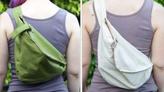 Make Your Own Sling Pack on the Cheap