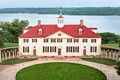"Gil Schafer Architect""Mount Vernon, George Washington's Virginia home,"