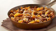 Weeknight Lasagna Toss