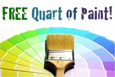 Coupon for FREE Quart of Paint at Ace Hardware! {3/9} #paint #coupons