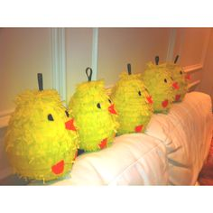 Chicks piñatas :)