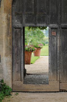 .Old Garden Gate