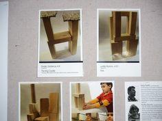 documentation of children's block structures.