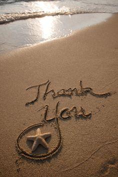 Thank yous #VABeachWedding