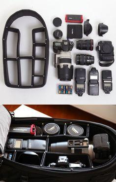 User-configurable Protective Bag