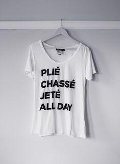Cute team shirt idea and I'd like one for myself too haha :)