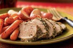 Weight Watchers Roasted Pork Tenderloin