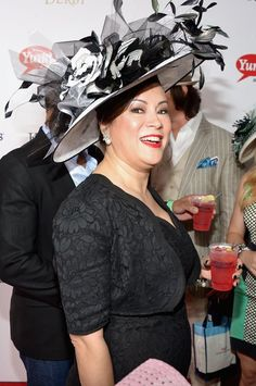 2013 Kentucky Derby hats
