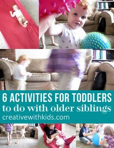 Fun Movement Games for Toddlers