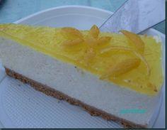 tarta de limon sin horno,racion copia