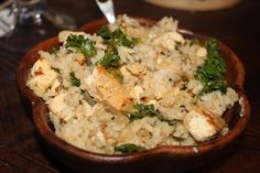 Spicy Smoked Maple Tofu with Garlic Maple Kale and Rice