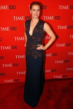 Honoree Amy Adams at the Time 100 Gala at Jazz at Lincoln Center in New York on April, 29, 2014. (Jonathan D. Woods for TIME)