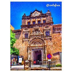 Museo de Santa Cruz, ven a ver #elGreco #igers #toledo #igerstoledo #turismo #toledoturismo #toletum #spain #amatoledo #tw #EstaEs_CastillaMancha #EstaEs_Espania #mobile_hdr #world_great #igersspain #fotodeldia