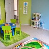 Love this table for the Play Room