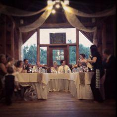 My wedding!! #barnwedding #rustic #wedding