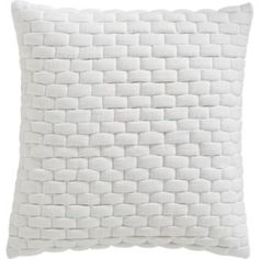 White pillows for the living room