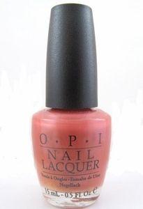 OPI Dusk Over Cairo Nail Polish NLM03