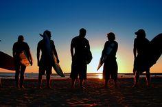 Surfers and Sunshine, Sayulita @Riviera Nayarit, Mexico!