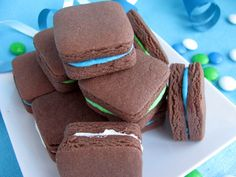7 reasons why you need to make these Brownie Sugar Cookie Sandwiches