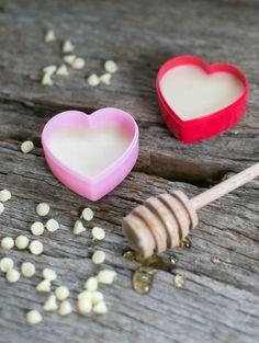 Honey + White Chocolate Lip Balm and Scrub | Henry Happened