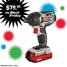 Get the tools at the prices you're looking for this Black Friday.