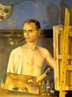 felix nussbaum | Felix Nussbaum, 1904-1944 autoportrait au, self portraits, degener art, felix nussbaum, enjoy, smoke selfportrait, easel, félix nussbaum, artist iii