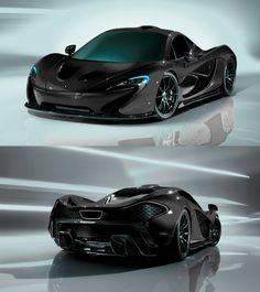 Masterpiece, The New McLaren P1 (Gallery)