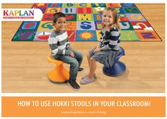These tips on the various ways Hokki Stools can be used in the classroom to create a more engaging learning environment will have you & your students wanting a classroom set! http://buff.ly/1oWkGqt #HOKKI