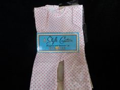 """MINT"" Vintage Effanbee Dy-Dee Doll Pajamas for 15"" Doll"