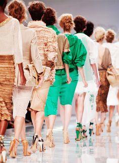 #Runway #CakeAndRum #Fashion #Style