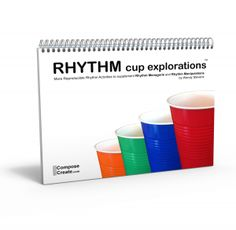 ComposeCreate.com Rhythm Cup Explorations is here! Teaching rhythm just got amazingly more fun!