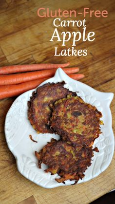 Gluten-free carrot a