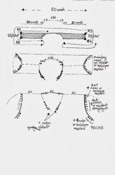 Jak zrobić sweter z raglanem bez zszywania