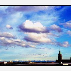 Munich Skies