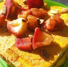 Pumpkin Apple Pie French Toast
