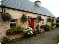 Irish cottage in Listowel, Co. Kerry