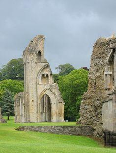 ancient histori, ancient place, glastonburi abbey