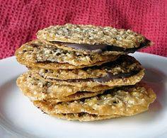 Italian Florentine Lace Cookies