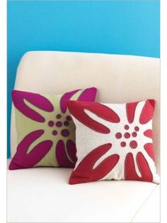 Lily Pillow Covers | InterweaveStore.com