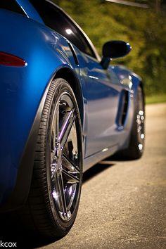Corvette Z06 Side profile #Cars #Speed #HotRod