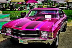 Pink Chevelle