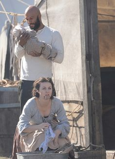 Yeah! / Hell on Wheels Season 3 Episode Photos