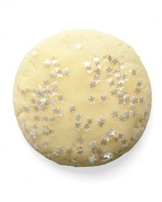 Sparkly Lemon Cookies >> So pretty for the holidays!