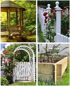 Make your backyard more beautiful and more useful. Download any of hundreds of free, DIY project plans that will help you build a perfect arbor, gazebo, deck, shed, Koi pond or playhouse. You;ll also find plans for porch, patio and garden furniture, plante