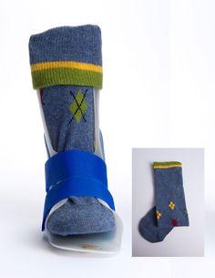 CUte boy AFO socks