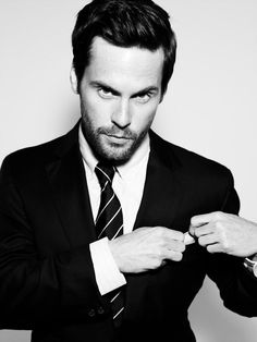 Hunger Magazine photoshoot | Tom Riley