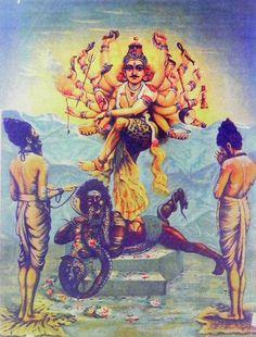 "Nataraja- The Cosmic Dancer"""