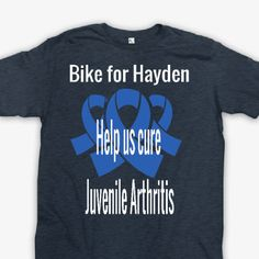 Check out this awesome Team Hayden shirt!